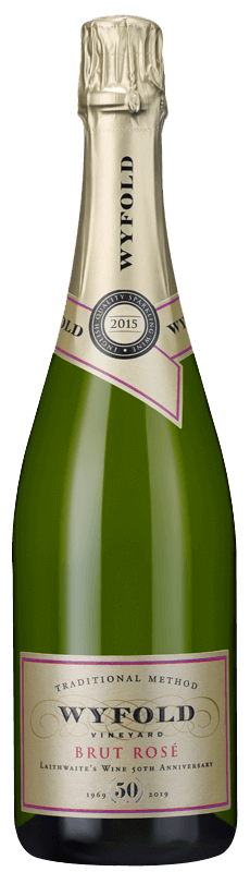 Wyfold Vineyard Rosé 50th Anniversary 2015