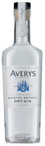 Averys Silver Lizard Bristol Method Dry Gin