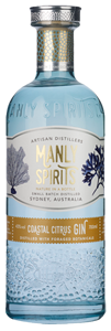 Manly Spirits Coastal Citrus Gin
