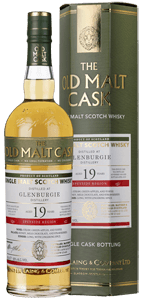 Old Malt Cask Glenburgie 19-Year-Old 1995 Whisky (70cl)