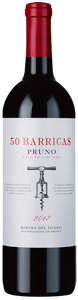 50 Barricas by Pruno 2017