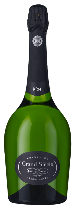 Champagne Laurent-Perrier Grand Siècle Iteration 24 NV