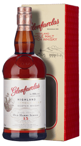 Old Harry Series Glenfarclas 15-Year-OId (70cl)