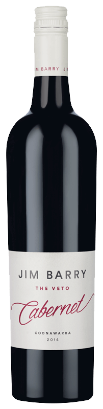 Jim Barry The Veto Coonawarra Cabernet Sauvignon 2014