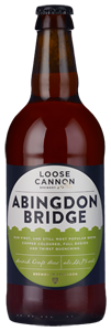 Loose Cannon Abingdon Bridge 2018