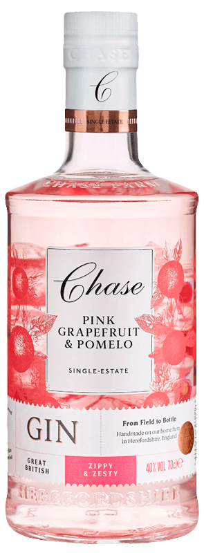 Chase Pink Grapefruit & Pomelo Gin (50cl) NV
