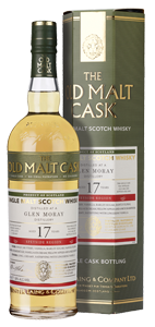 Glen Moray 17Yo Old Malt Cask NV