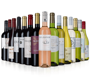 Wine Rack Essentials 15 bottle mixed case