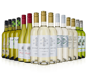 Wine Rack Essentials Whites collection