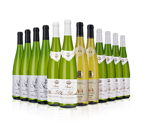 Aromatic Alsace Collection