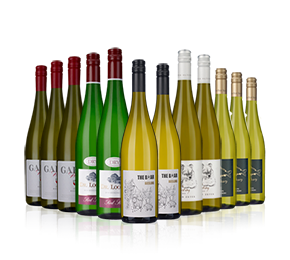 Racy-fresh German Rieslings 12-bottle Collection