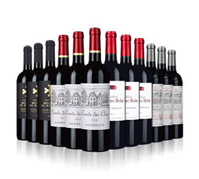 Festive Bordeaux Showcase