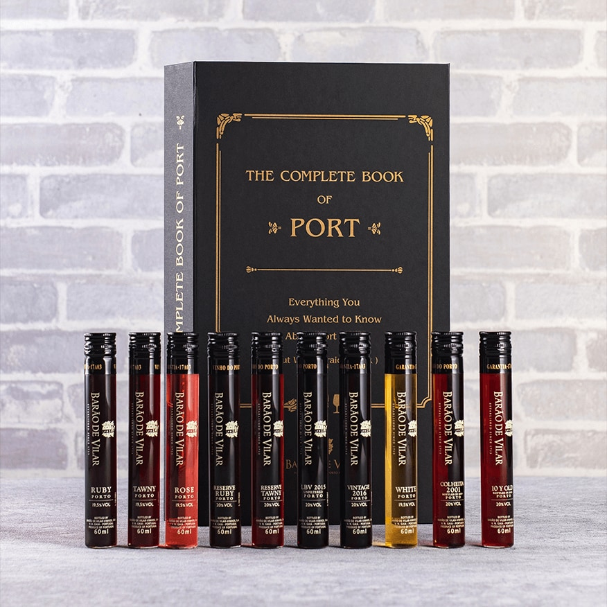 The Complete Book of Port Gift