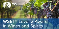 WSET Level 2 Course May 2017