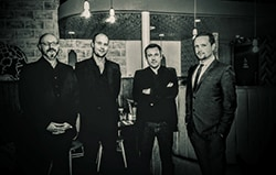 Wine and Jazz with the Tristan Darby Quartet