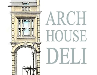 Arch House Deli Cheese & Wine Tasting August