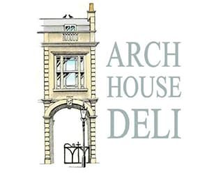 Arch House Deli Cheese & Wine Tasting January