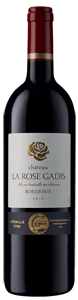 Chateau La Rose Gadis Bordeaux Rouge 2014