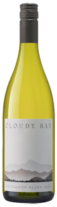 Cloudy Bay Sauvignon Blanc Marlborough 2015