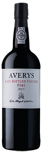 Averys Late Bottled Vintage Port 2011