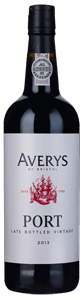 Averys Late Bottled Vintage Port 2013