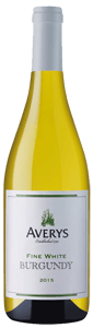 Averys Fine White Burgundy 2015