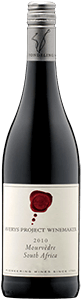 Averys Project Winemaker Mourvedre Paarl 2010