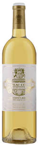 Chateau Coutet Barsac Cru Classe in wooden cases of 12 Bottles 2010