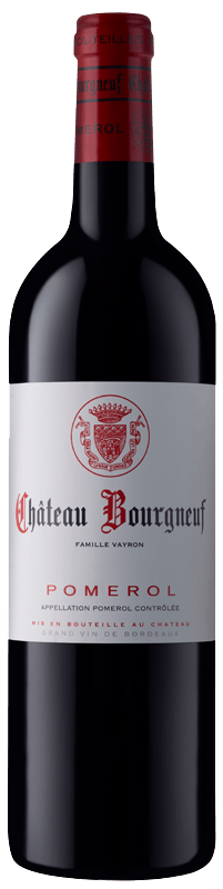 Château Bourgneuf 2018