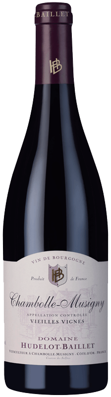 Domaine Hudelot-Baillet Chambolle-Musigny Premier Cru Les Cras 2017