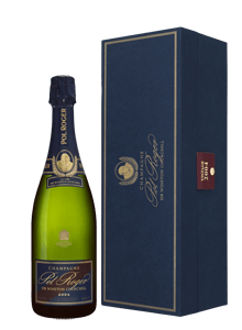 Champagne Pol Roger Cuvée Sir Winston Churchill Brut (in gift box) 2004