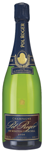 Champagne Pol Roger Cuvée Sir Winston Churchill Brut (in gift box) 2006