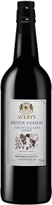 Averys Bristol Fashion Club Amontillado Sherry
