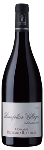 Domaine Richard Rottiers Beaujolais Villages La Sambinerie 2014