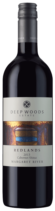 Deep Woods Redlands Margaret River Cabernet Sauvignon Shiraz 2013