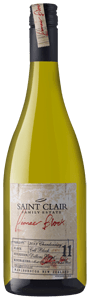 Saint Clair Block 11 Chardonnay 2013