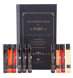 Barao de Vilar Book of Port Gift Set (10 x 6cl) NV