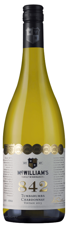 McWilliam's 842 Tumbarumba Chardonnay 2013