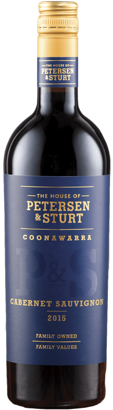 Petersen and Sturt Cabernet Sauvignon 2015
