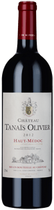 Château Tanaïs Olivier in wood 2012